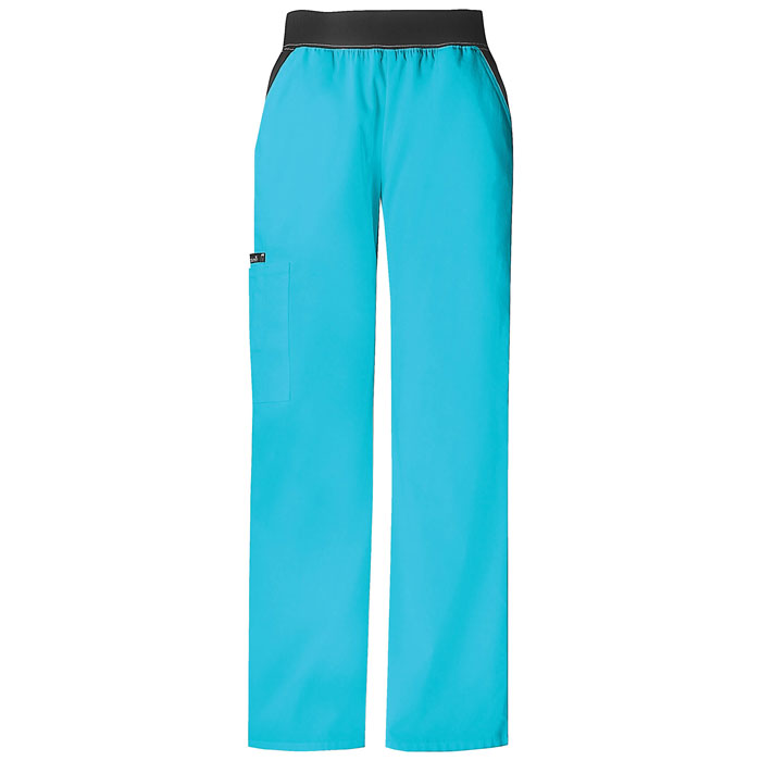 Flexibles-1031-Mid-Rise-Knit-Waist-Pull-on-Pant