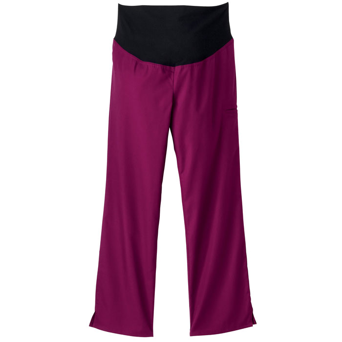 F3-Fundamentals-14378-Maternity-Pant-with-Stretch-Panel
