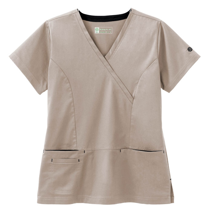 bio-bring-it-on-modern-wrap-scrub-top