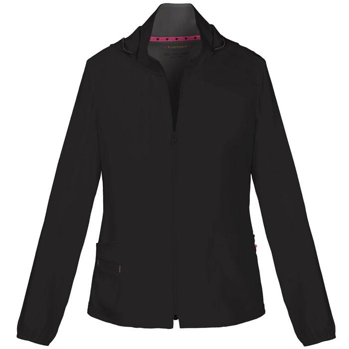 HeartSoul-20310-In-Da-Hood-Zip-Front-Hoodie-Scrub-Jackets