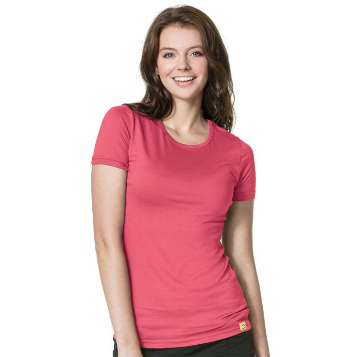 WonderWink-Layers-2209--Ladies-Silky-Short-Sleeved-Tee