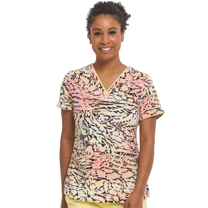 2266-WIS-V-Neck-Print-Scrub-Top-WILD-SAFARI