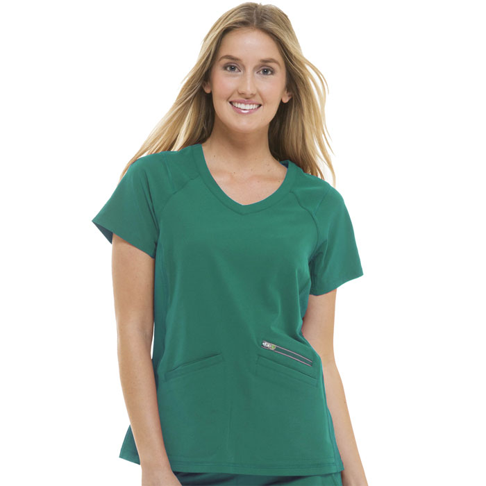 HH360-HH2284-Serena-V-Neck-Scrub-Top