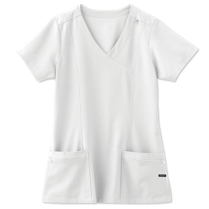 jockey-womens-mock-wrap-scrub-top-lace