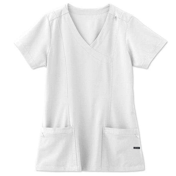 jockey-womens-mock-wrap-scrub-top-lace