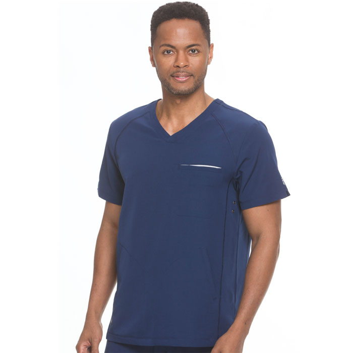 HH360-HH2380-Steven-3-Pocket-V-Neck-Scrub-Top