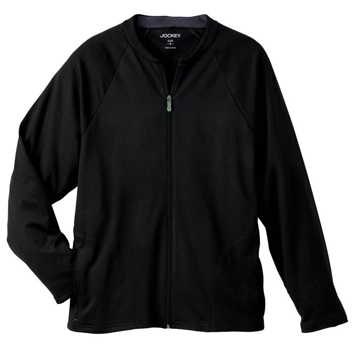 Jockey-2397-Mens-Tech-Fleece-Jacket-with-Zippered-Front