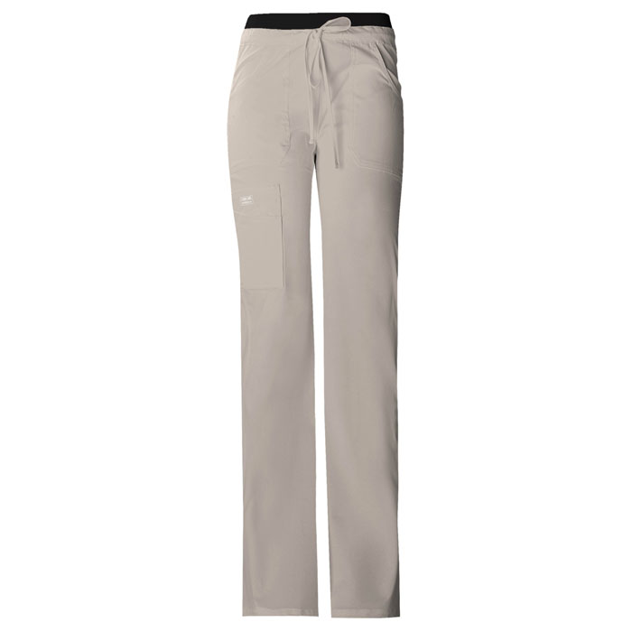 Cherokee-Core-Stretch-24001-Low-Rise-Drawstring-Cargo-Pant