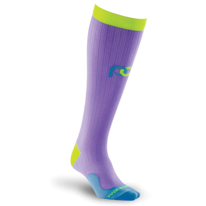 Pro Compression, 2M2960, Marathon Compression Socks, Lavender