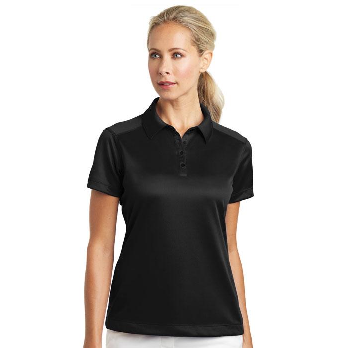 Nike-Golf-354064-Ladies-Dri-Fit-Pebble-Texture-Polo