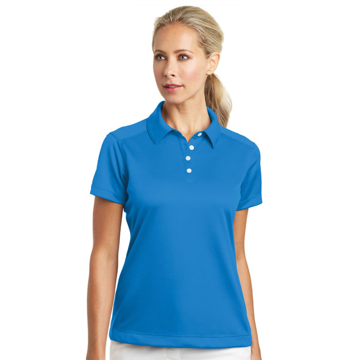 Nike-Golf-354064-Ladies-Dri-Fit-Pebble-Texture-Polo