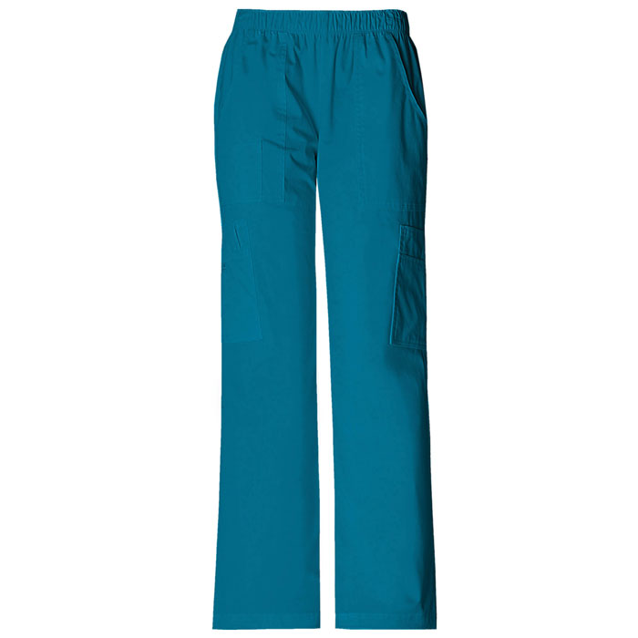 Cherokee-Core-Stretch-4005-Mid-Rise-Pull-On-Cargo-Pant
