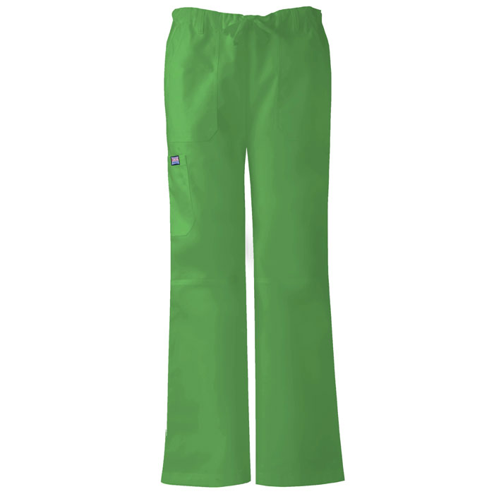 Cherokee-Workwear-4020-Low-Rise-Drawstring-Cargo-Pant