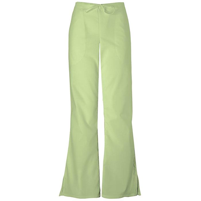 Cherokee-Workwear-4101-Natural-Rise-Flare-Leg-Drawstring-Pant