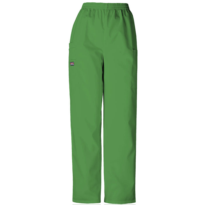 Cherokee-Workwear-4200-Natural-Rise-Tapered-Leg-Pull-On-Cargo-Pant