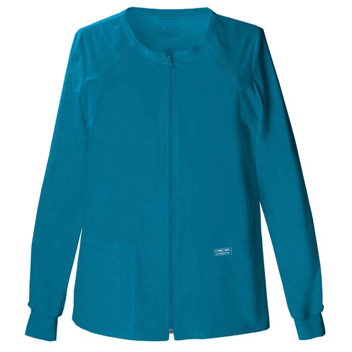 Cherokee-Core-Stretch-4315-Zip-Front-Warm-Up-Jacket