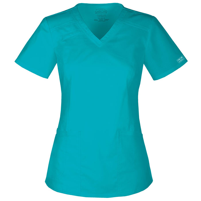 Cherokee-Core-Stretch-4710-V-Neck-Scrub-Top