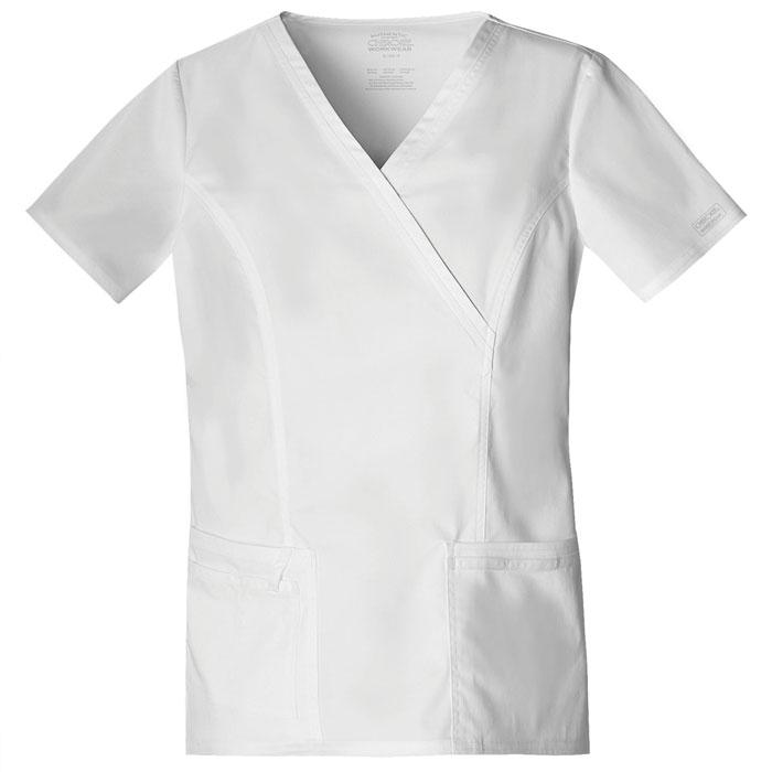 Cherokee-Core-Stretch-4728-Mock-Wrap-Scrub-Top