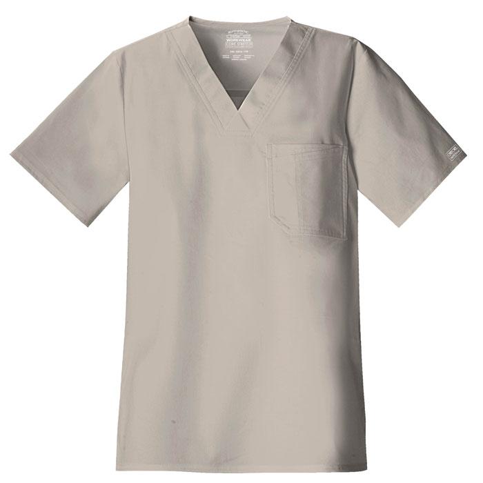 Cherokee-Core-Stretch-4743-Mens-V-Neck-Scrub-Top