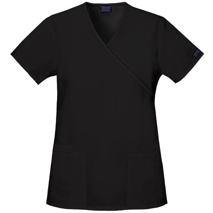 Cherokee-Workwear--4801-Mock-Wrap-Tunic-Scrub-Top