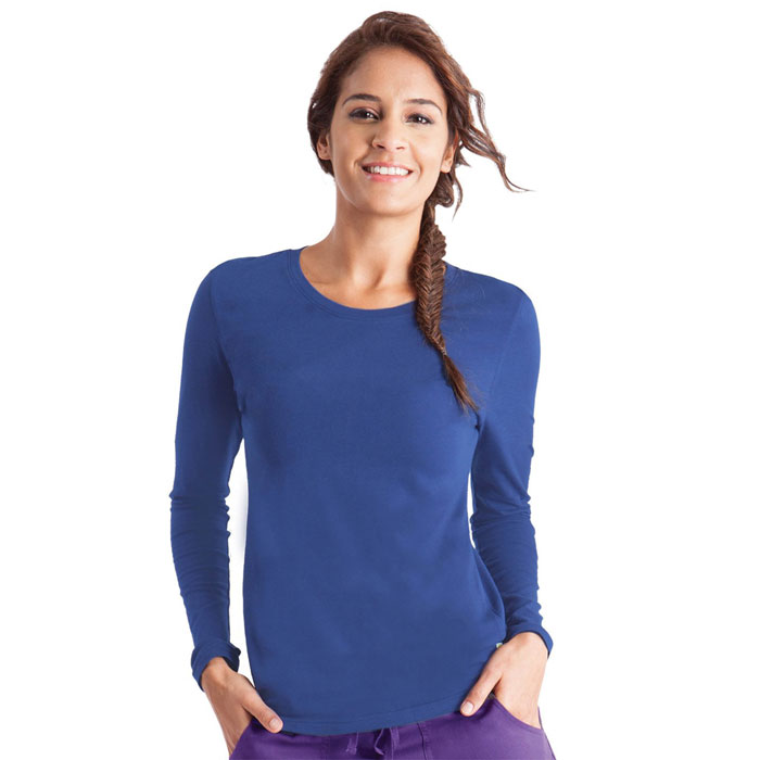Healing-Hands-Purple-Label-5047-Melissa-Long-Sleeve-Scrub-Tee