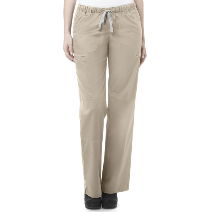 WonderWink-WonderWORK-504-Womens-Straight-Leg-Cargo-Pant