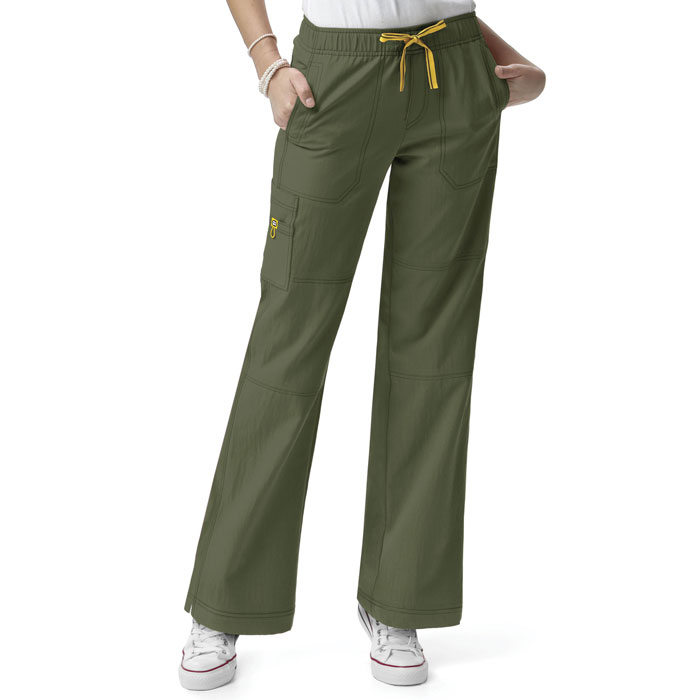 Four-Stretch-5214-Sporty-Cargo-Scrub-Pant