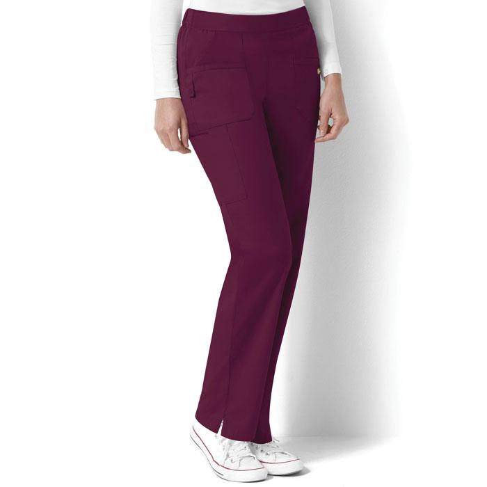 WonderWink-Next-5219-Madison-9-Pocket-Flat-Front-Scrub-Pant