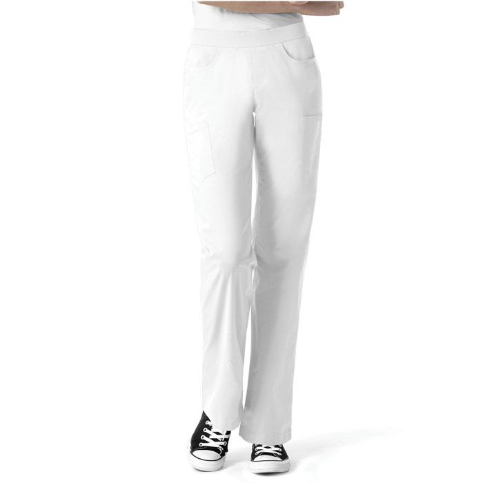I-Love-WonderWink-5288-Women's-Denim-Inspired-Pull-On-Pant