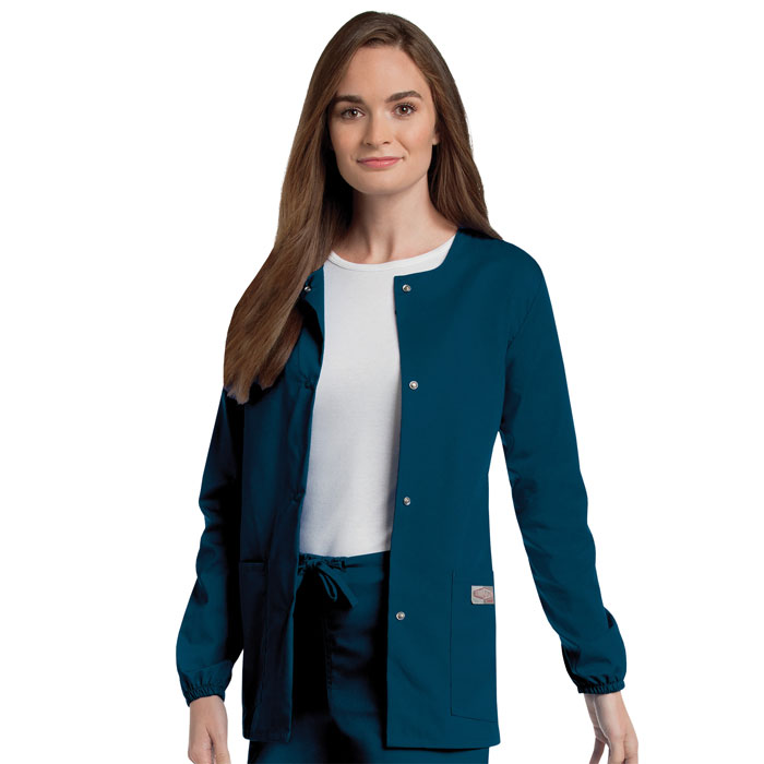 Landau-ScrubZone-Womens-Warm-Up-Jacket-75221