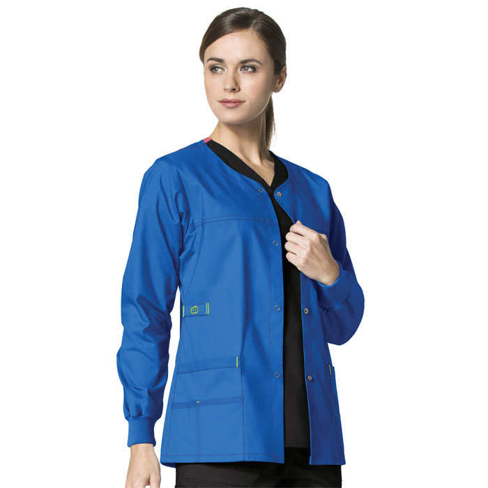 WonderFLEX, 8108, Constance Snap Jacket