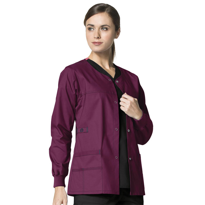 WonderFLEX-8108-Constance-Snap-Jacket