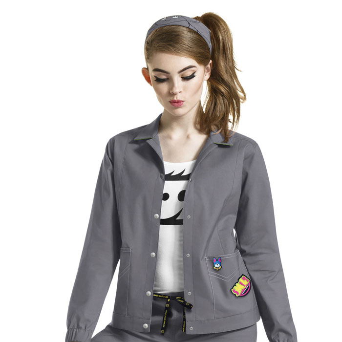 I-Love-WonderWink-8188-Women's-Denim-Style-Jacket