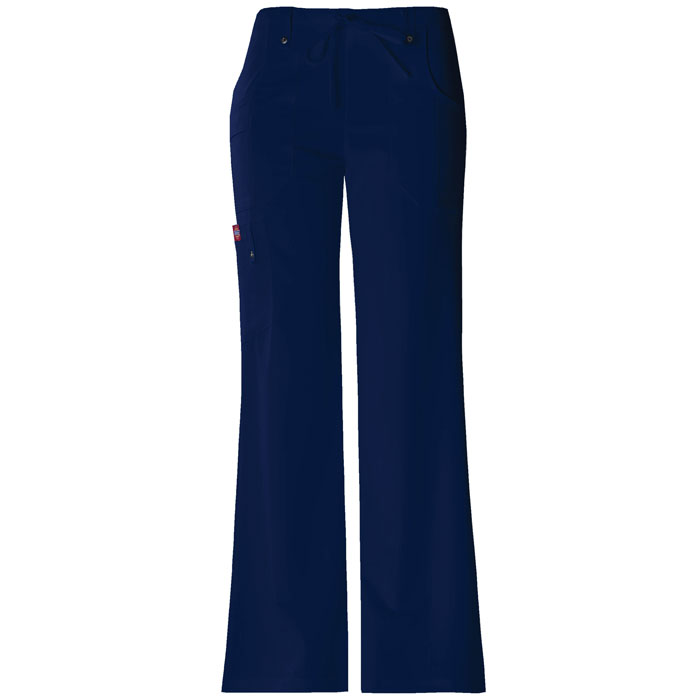 Dickies-Xtreme-Stretch-82011-Mid-Rise-Drawstring-Cargo-Pant