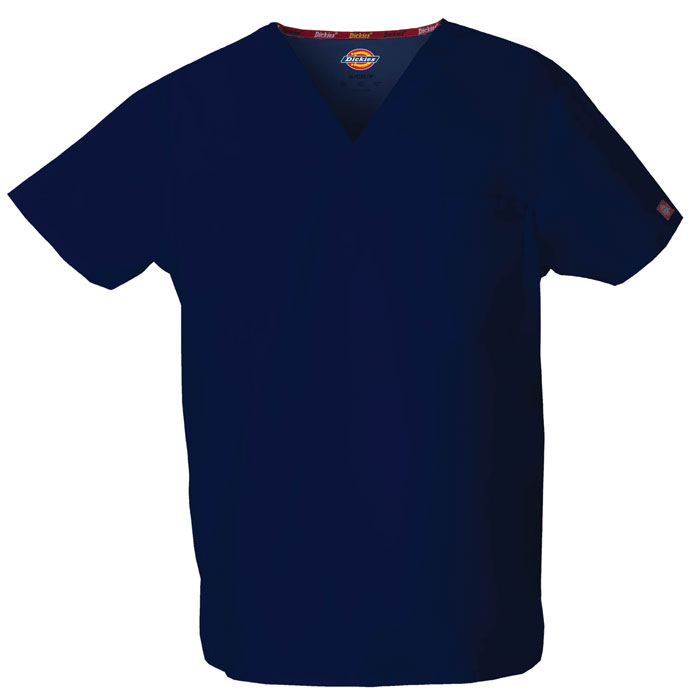 Dickies-EDS-Signature--83706-Unisex-V-Neck--Scrub-Top