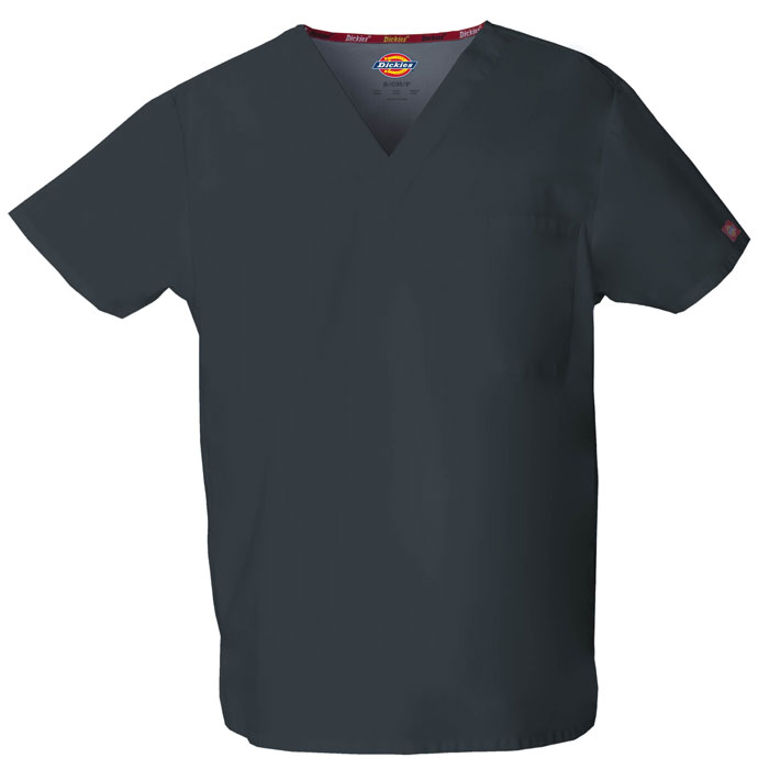 Dickies-EDS-Signature--83706-Unisex-V-Neck--Scrub-Top