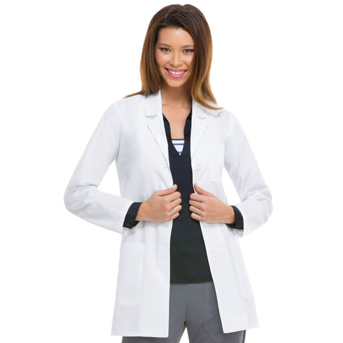 Dickies-84400-Ladies-Lab-Coat-32-in