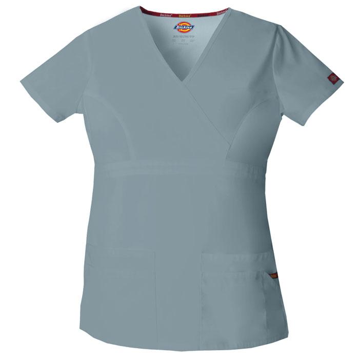 Dickies-EDS-Signature--85820-Mock-Wrap-Scrub-Top