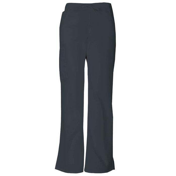 Dickies-EDS-Signature--86206-Mid-Rise-Drawstring-Cargo-Scrub-Pant