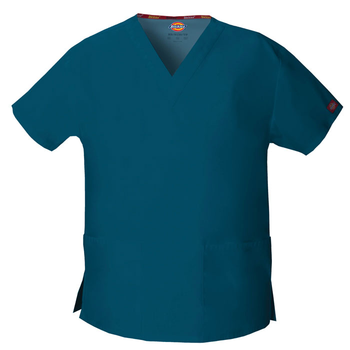 Dickies-EDS-Signature--86706-V-Neck-Scrub-Top
