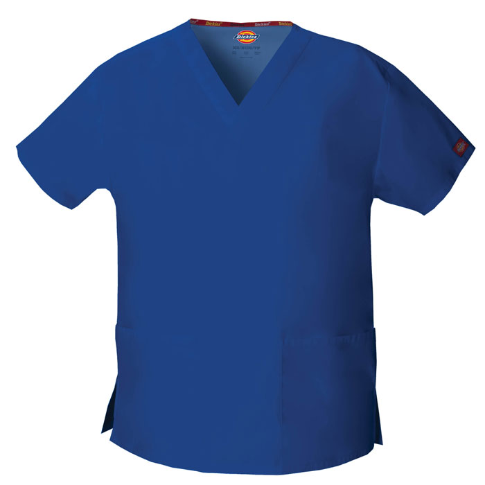 Dickies-EDS-Signature--86706-V-Neck-Scrub-Top