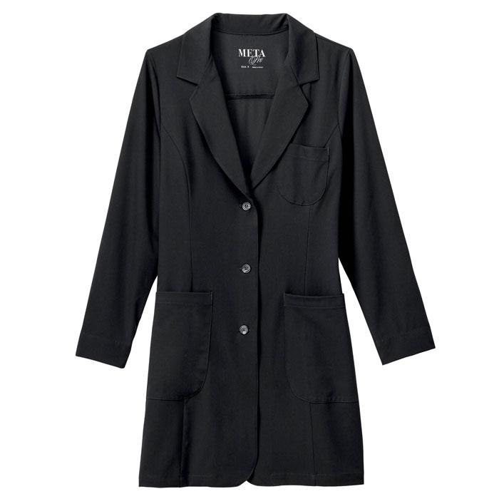 Meta-Pro-885-015-Ladies-Tri-Blend-Stretch-Labcoat-35