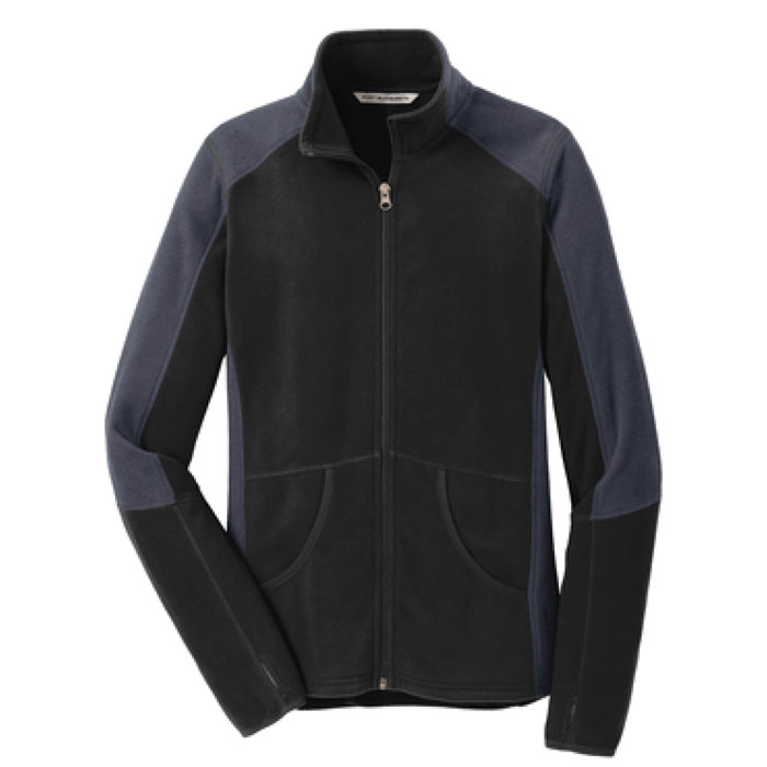 Port-Authority-F230-Mens-Colorblock-Microfleece-Jacket
