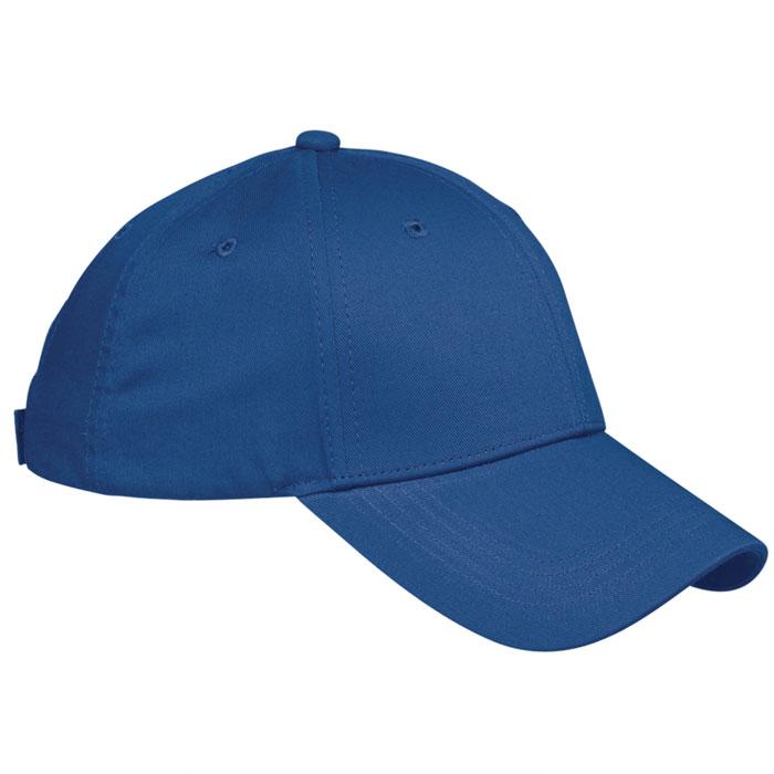 Six-Panel-Brushed-Twill-Cap-BX020-Baseball-Hat