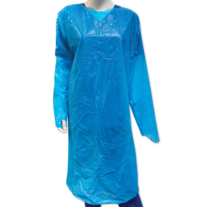 Phoenix-Textile-Disposable-Isolation-Gown-Case-of-100-SP0010-BLU