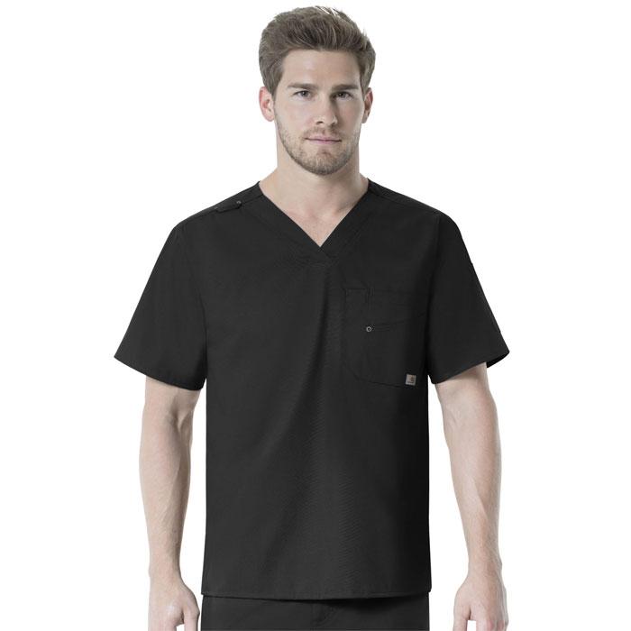 Carhartt-Rockwall-C15101-Men's-V-Neck-Multi-Pocket-Top