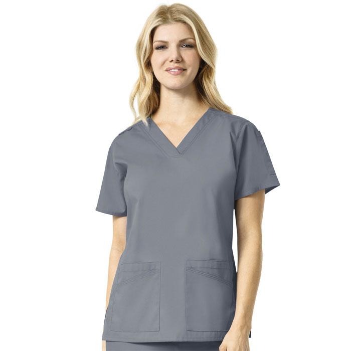 Carhartt-Rockwall-C16101-Women's-V-Neck-Multi-Pocket-Top