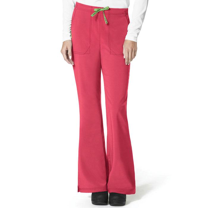 Carhartt-C52210-Womens-Flat-Front-Flare-Scrub-Pant