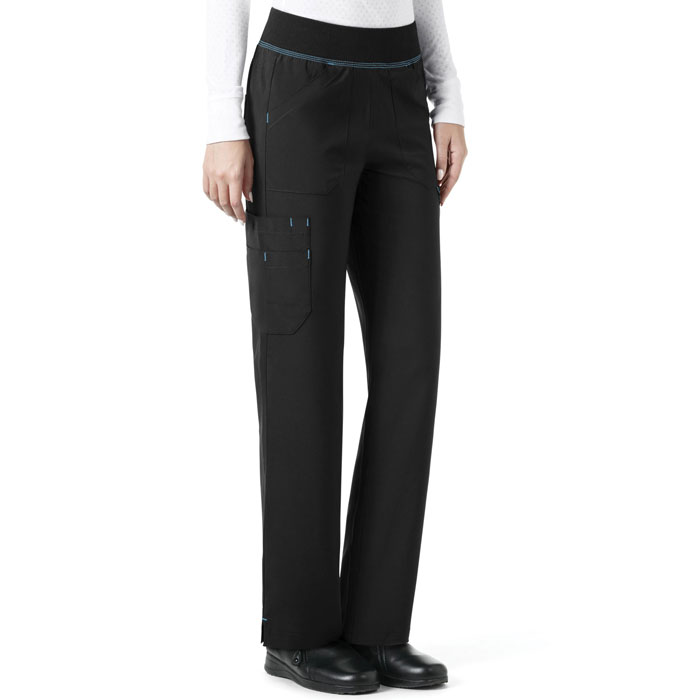 Carhartt-Cross-Flex-C52310-Women's-Knit-Waist-Straight-Leg-Cargo-Pant