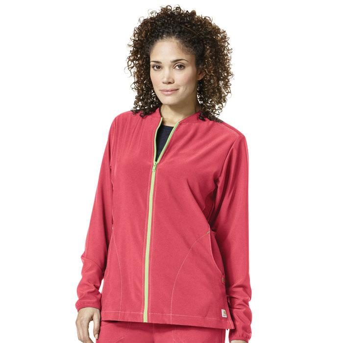 Carhartt-C82310-Womens-Knit-Mix-Zip-Front-Jacket